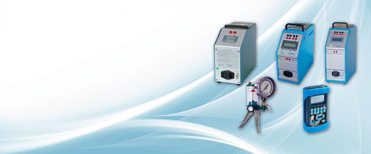 Sistemi di Calibrazione per Pressione e Temperatura